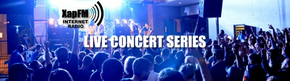XapFM - LIVE Concert Series - show cover