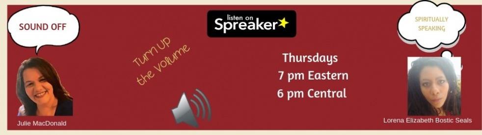 Sound Off; Spiritually Speaking - imagen de show de portada