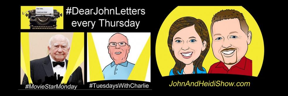 The John & Heidi Show - Cover Image