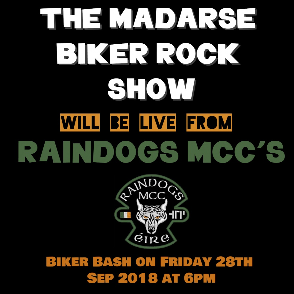 The Madarse Biker Rock Show - Cover Image