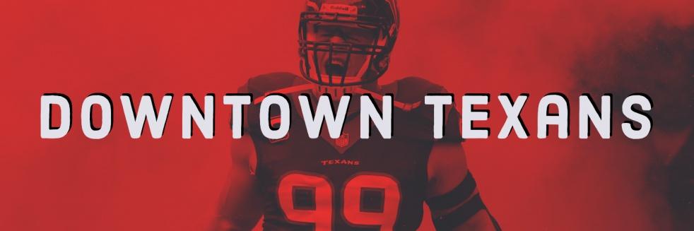 Downtown Texans Podcast - immagine di copertina dello show