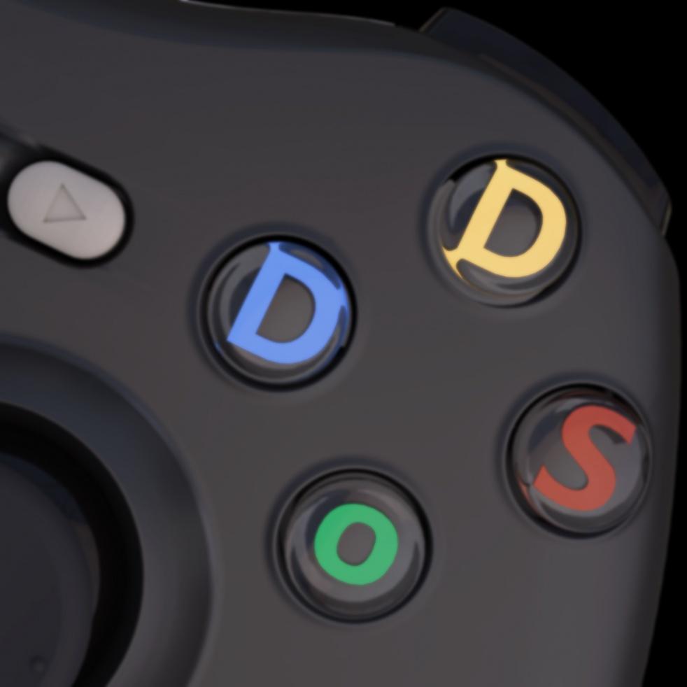 DDOS Muchachos - immagine di copertina dello show