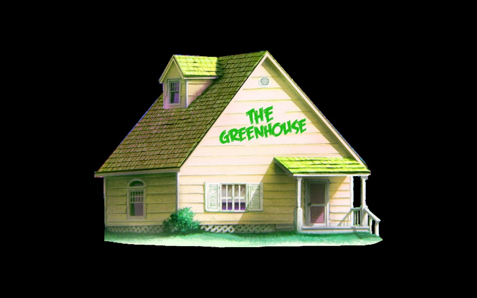 The GreenHouse - show cover