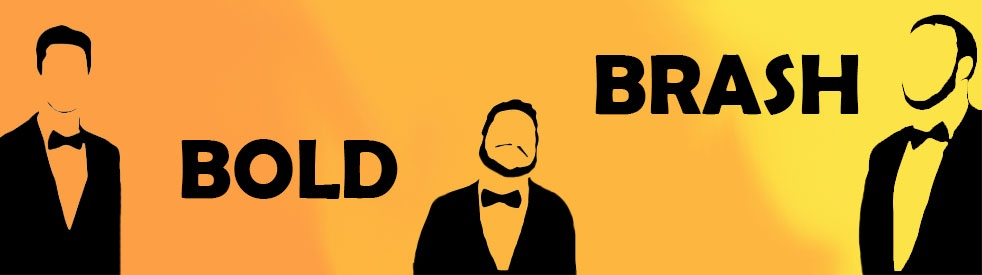 Bold & Brash Podcast - show cover