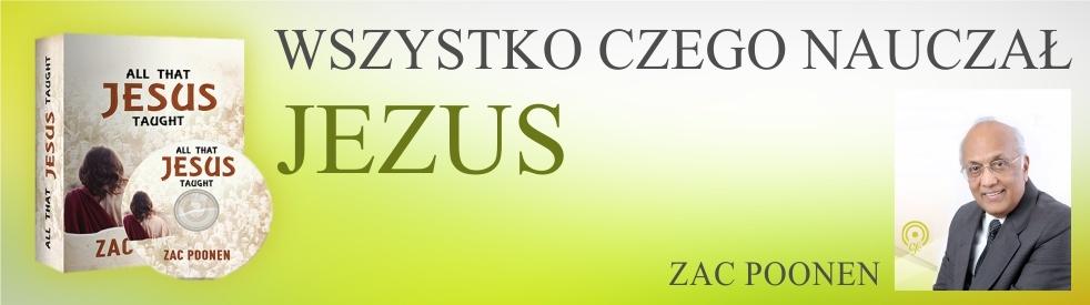 Wszystko Czego Nauczał Jezus - Zac Poonen - immagine di copertina