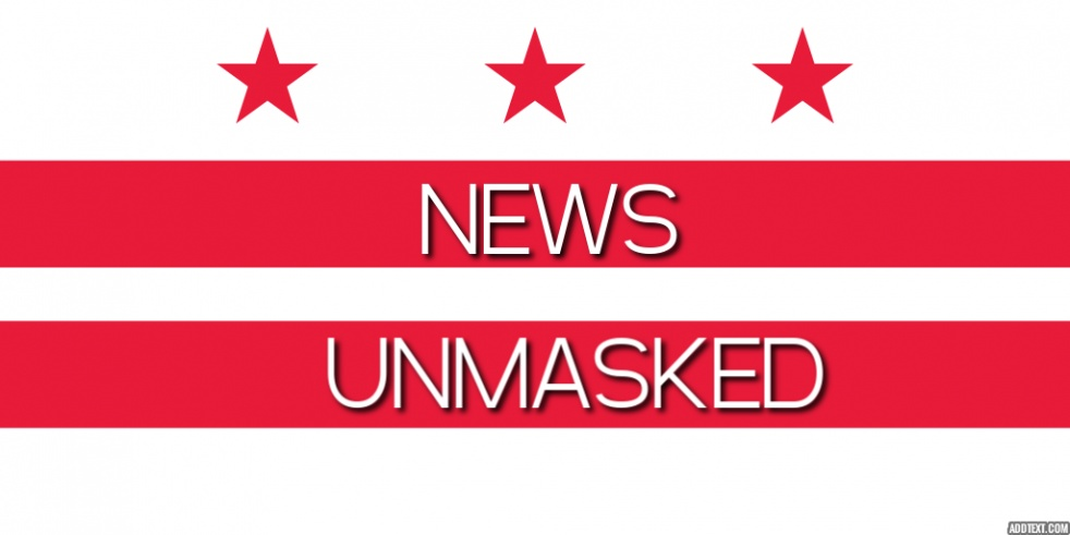 NEWS UNMASKED PODCAST - Cover Image