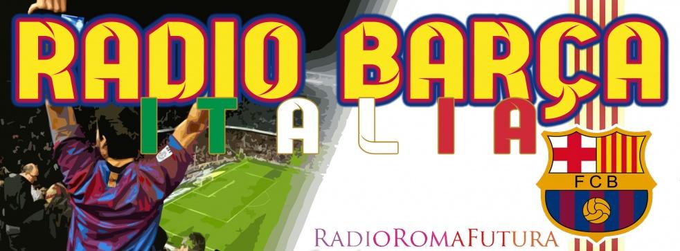 Radio Barça Italia - imagen de show de portada