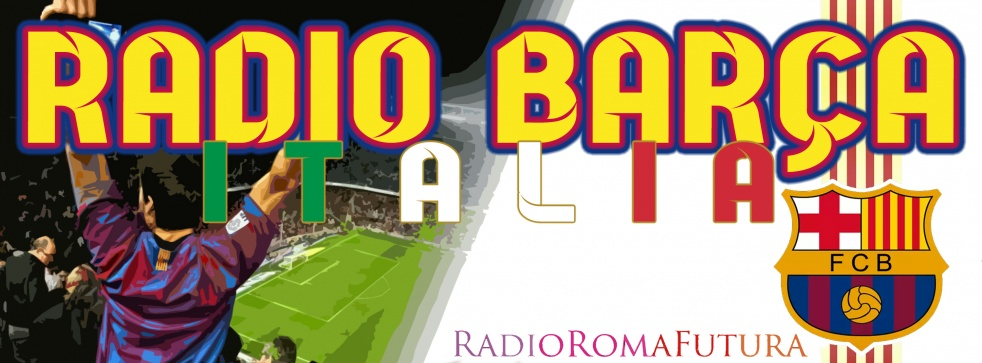 Radio Barça Italia - show cover
