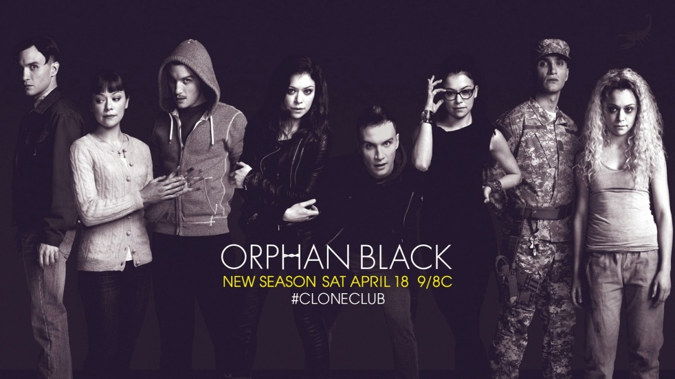 Orphan Black: Talking Orphan Black - show cover