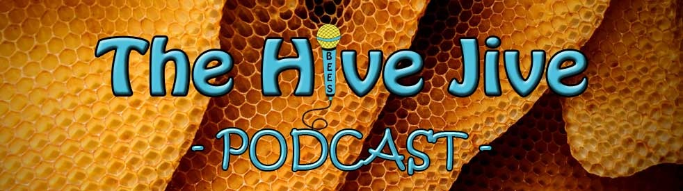 The Hive Jive - Beekeeping Podcast - show cover