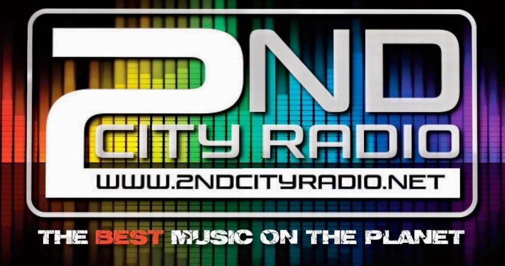 2NDCITY RADIO - Cover Image