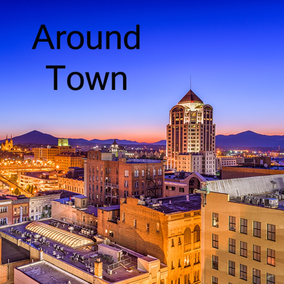 Around Town - immagine di copertina dello show