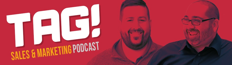 TAG! Sales & Marketing Podcast - imagen de show de portada