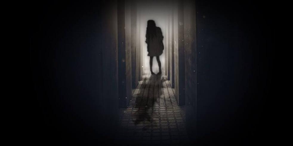 Entra la Oscuridad - imagen de show de portada