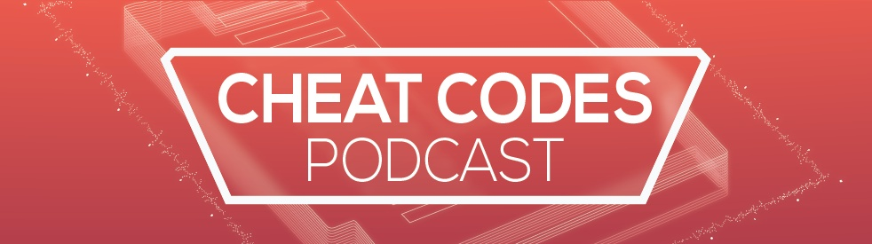 The Cheat Codes Podcast - show cover