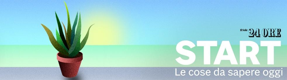 Start - Le notizie del Sole 24 Ore - Cover Image