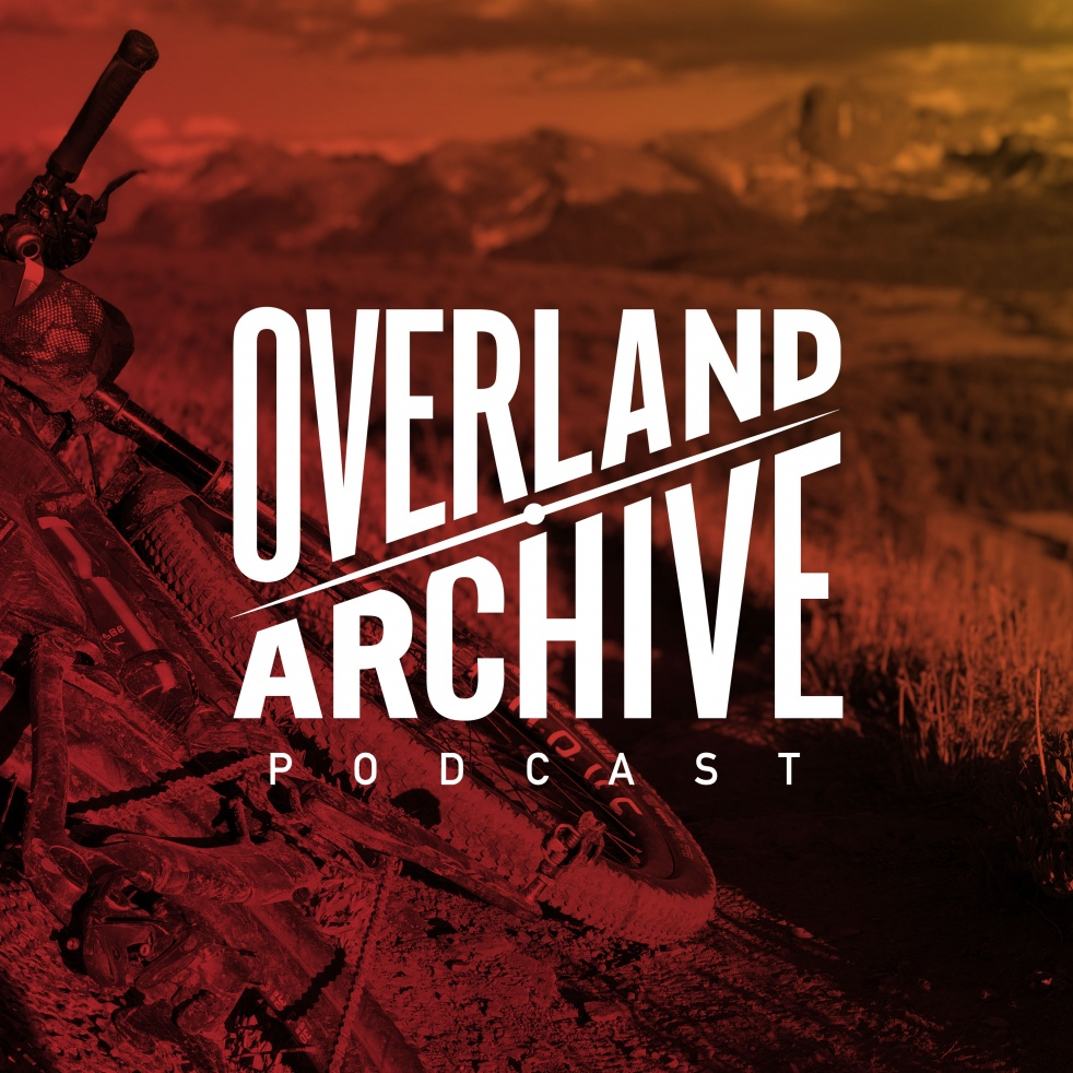 Overland Archive Podcast - Cover Image