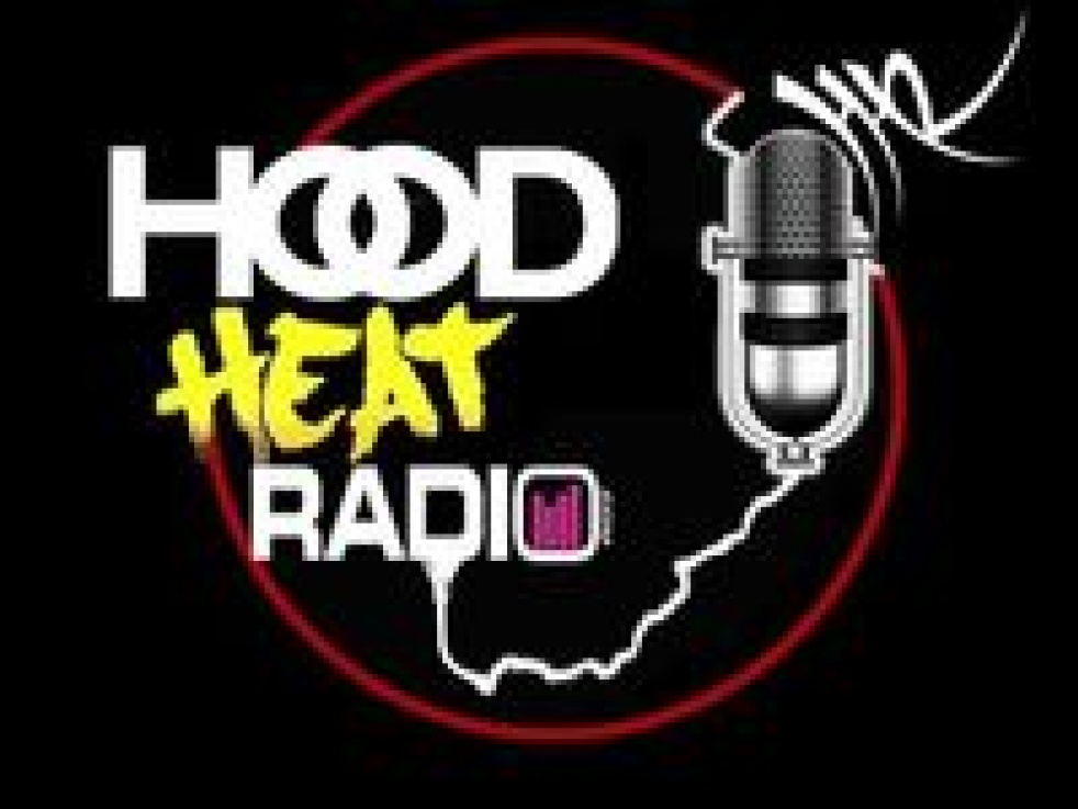 HoodHeat Radio - show cover