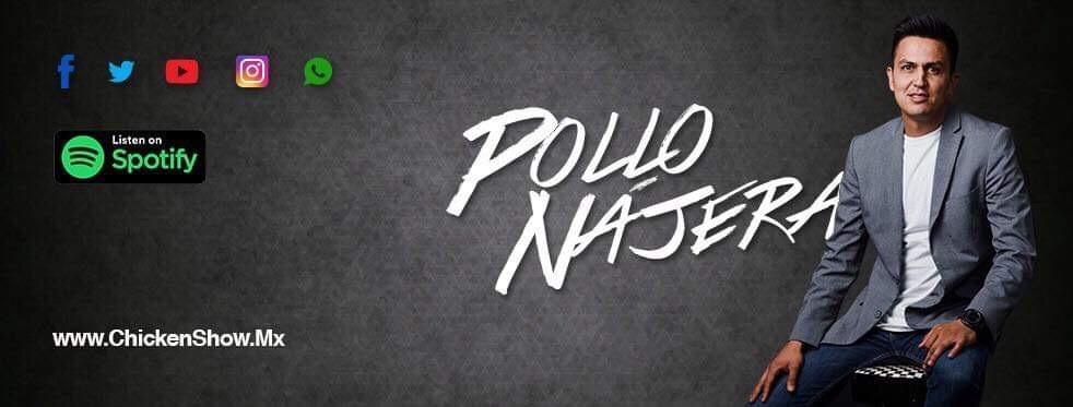 Pollo Najera - immagine di copertina dello show