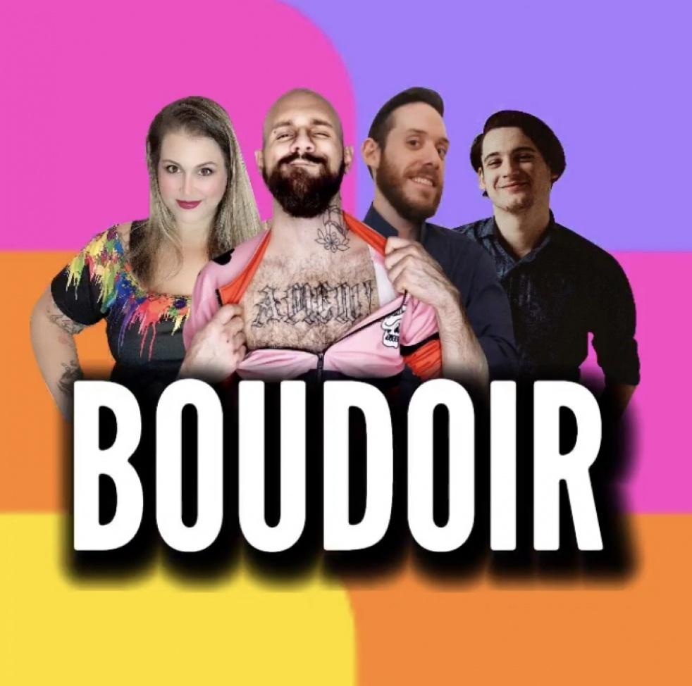BOUDOIR - imagen de portada