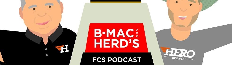 B-Mac And Herd's FCS Podcast - immagine di copertina