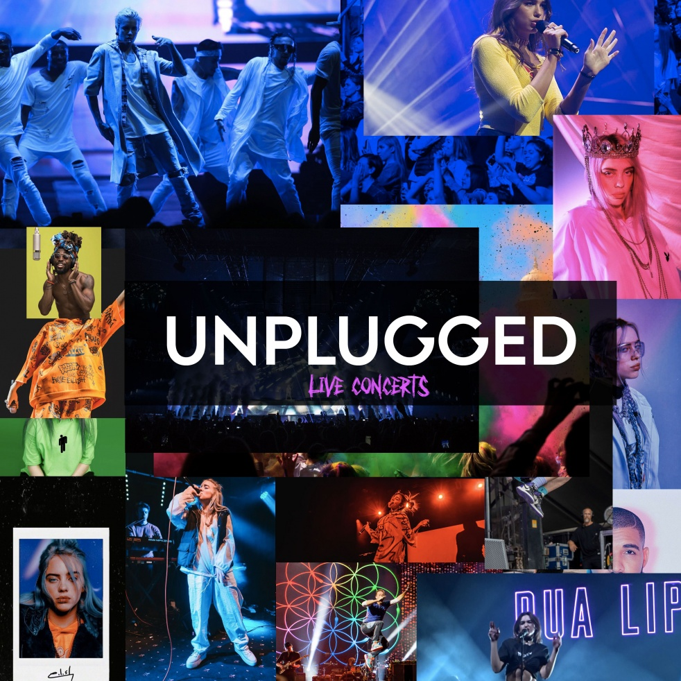 UNPLUGGED Live Concerts - show cover
