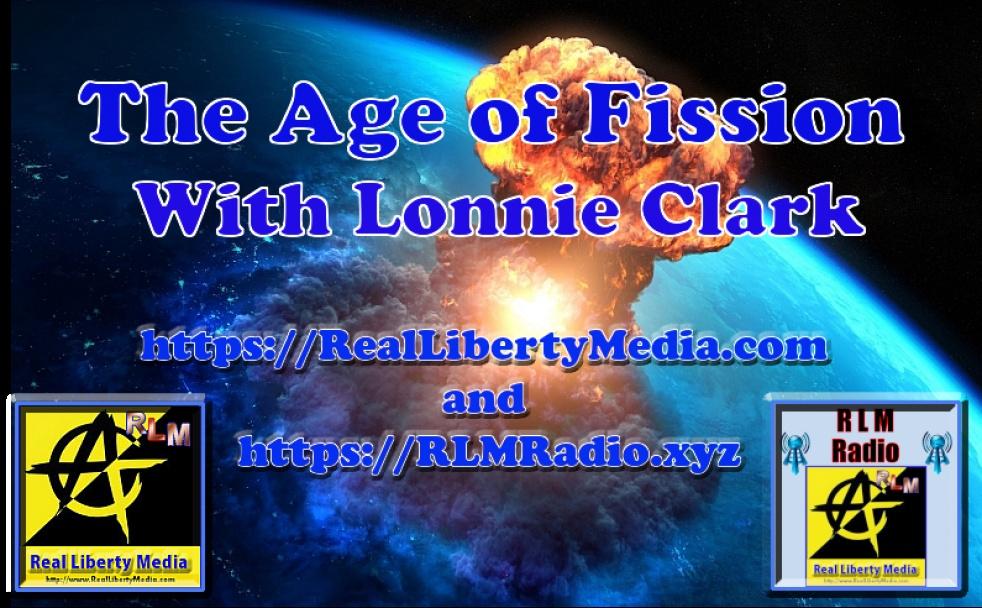 The Age of Fission with Lonnie Clark - immagine di copertina