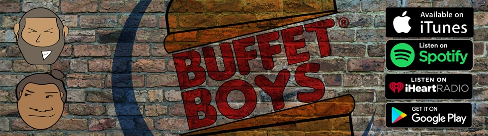 Buffet Boys Podcast - show cover