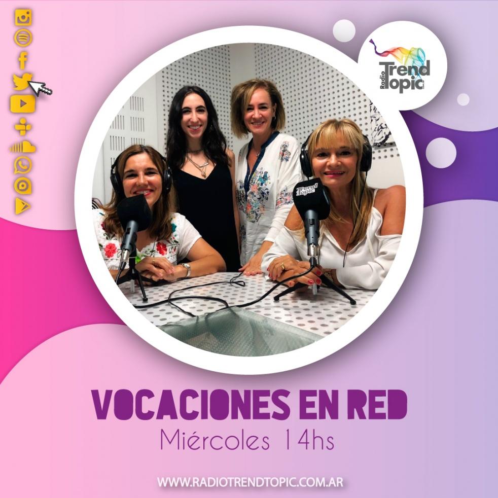 Vocaciones - Radio Trend Topic - immagine di copertina dello show