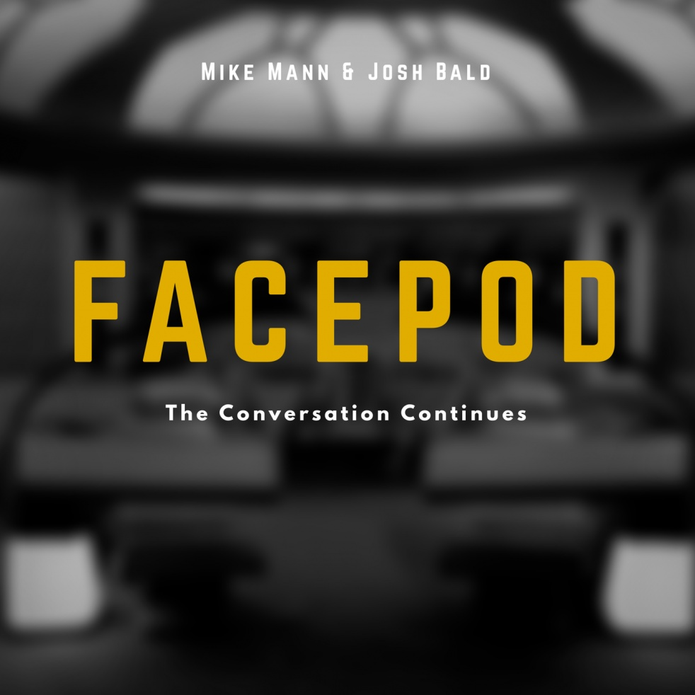 FacePod - The Conversation Continues - Cover Image