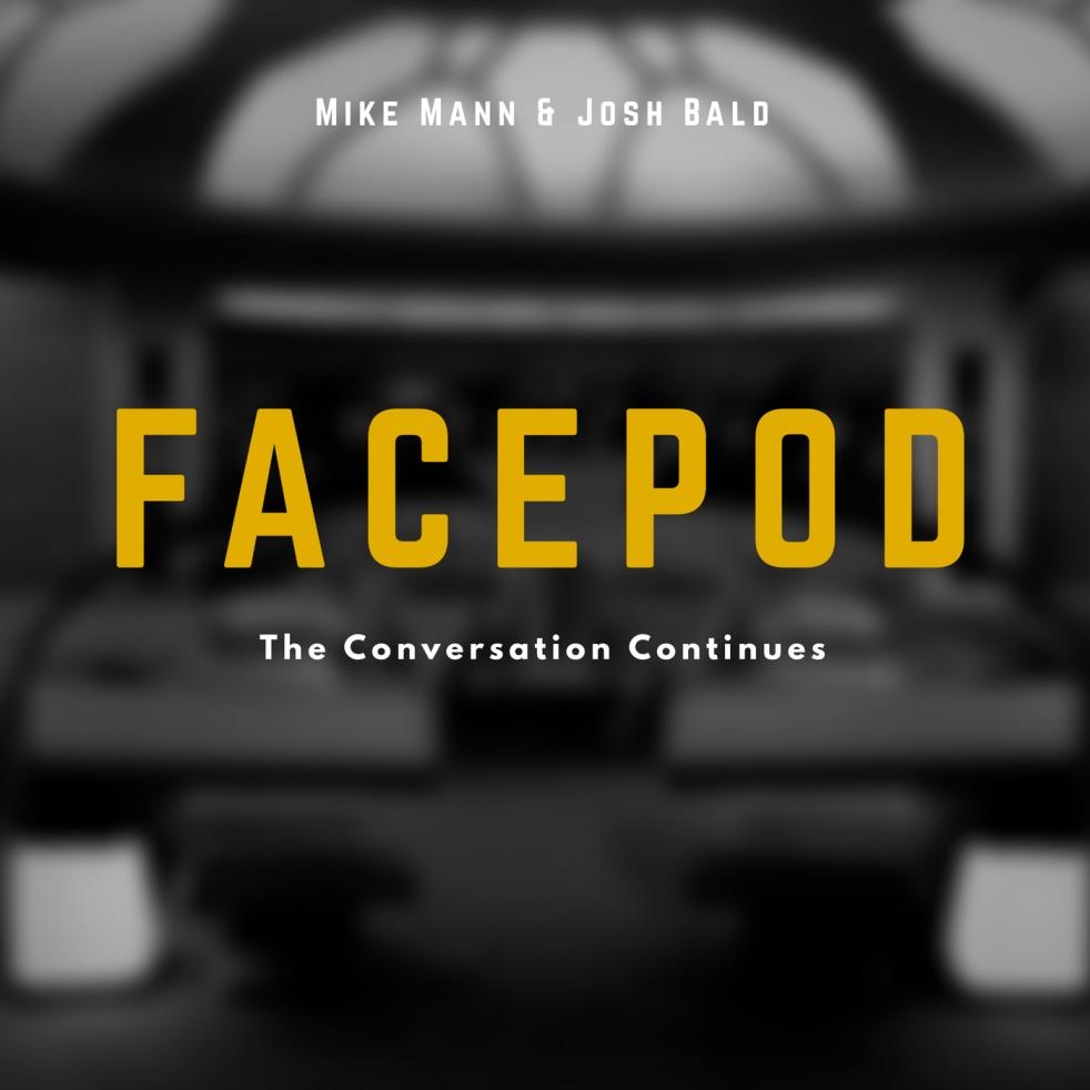 FacePod - The Conversation Continues - imagen de portada