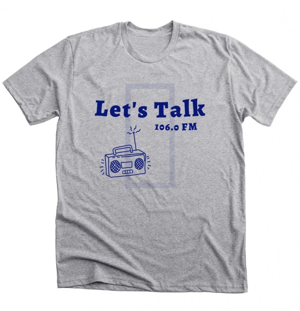 Let's Talk 106.0 FM ✪ - imagen de show de portada