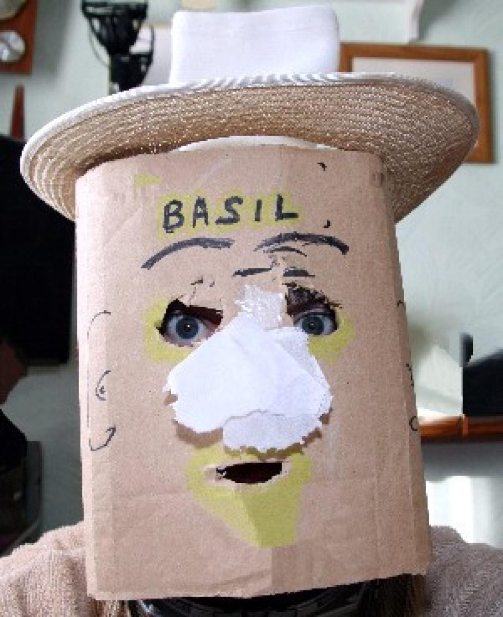 Basil Bottler's Radio Show - imagen de show de portada