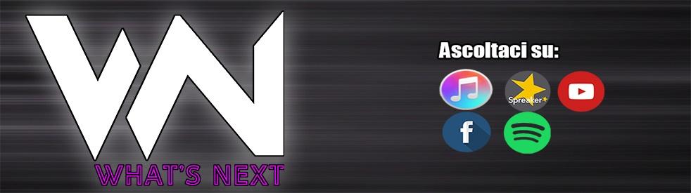 What's Next - immagine di copertina