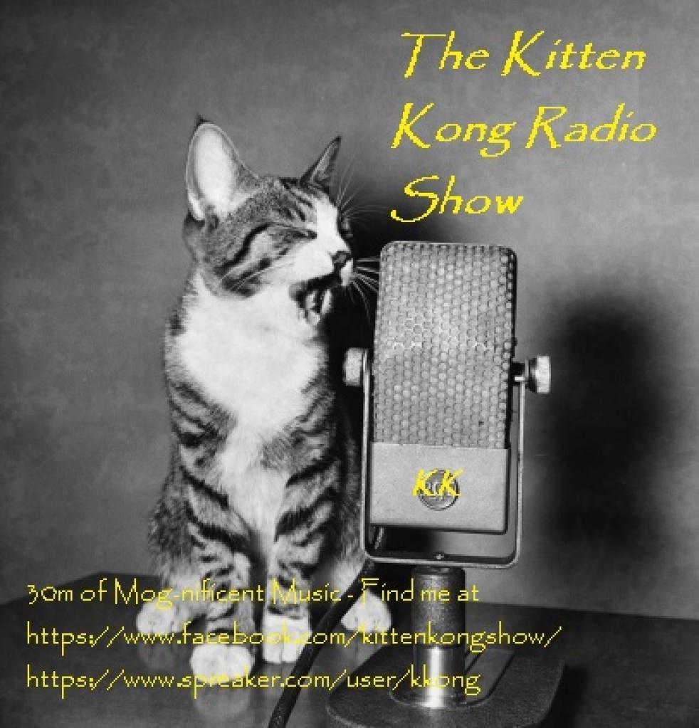 The Kitten Kong Show - immagine di copertina dello show