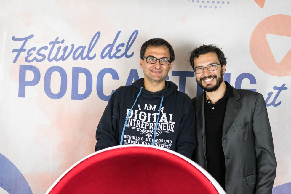 Diario di Due Imprenditori Digitali - Cover Image