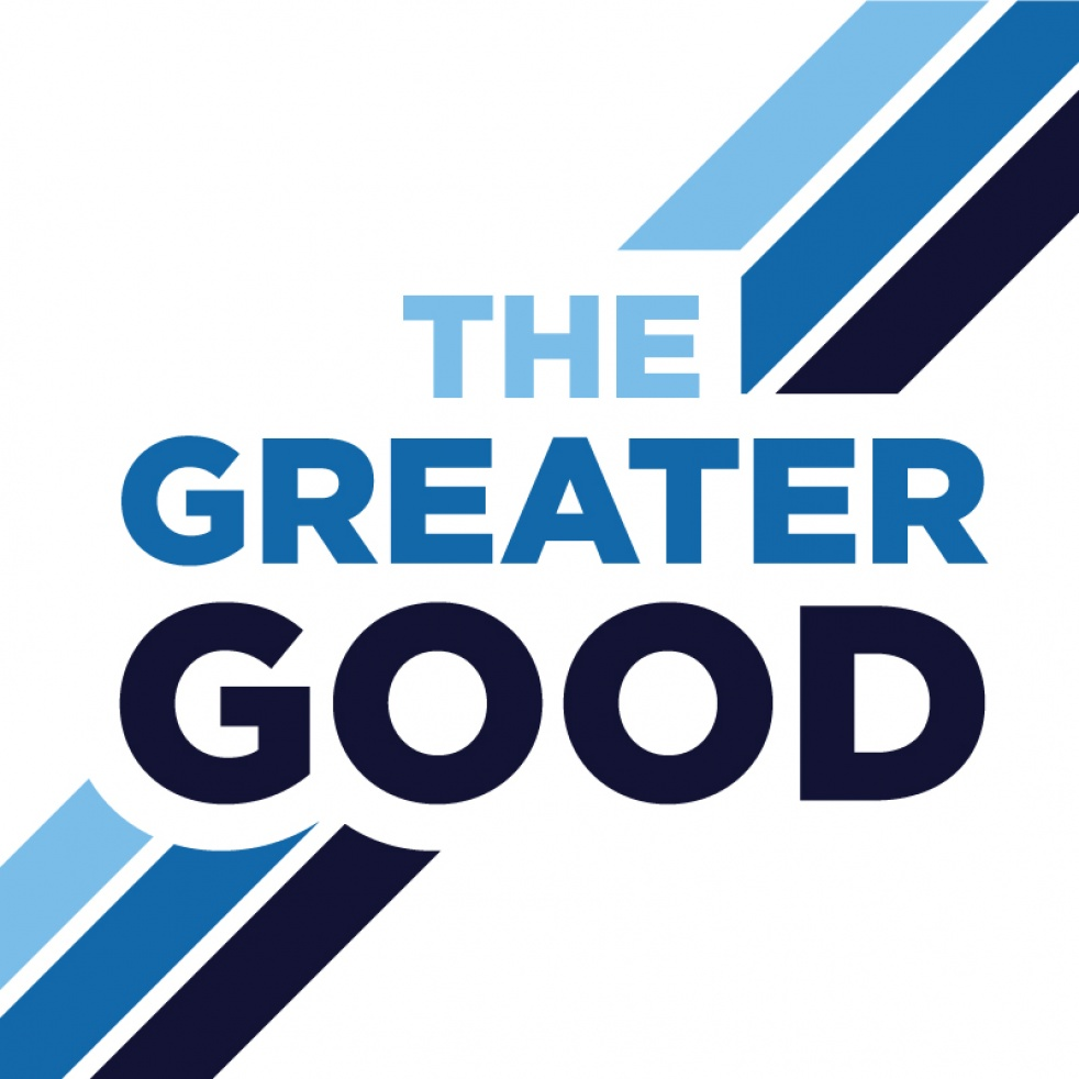 The Greater Good - show cover