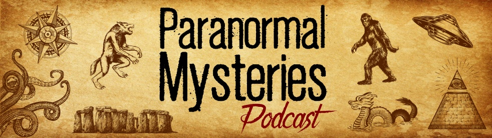 Paranormal Mysteries Podcast - Cover Image