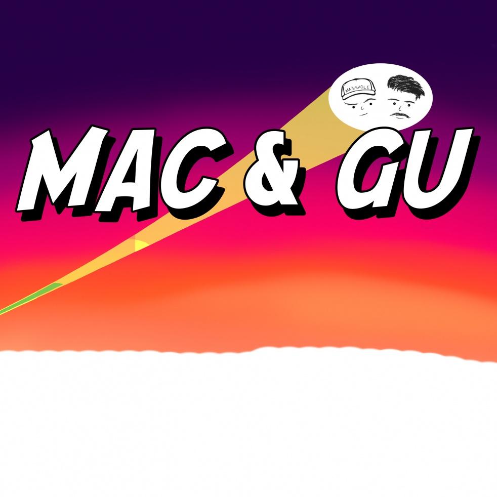 Mac & Gu at the Movies - immagine di copertina