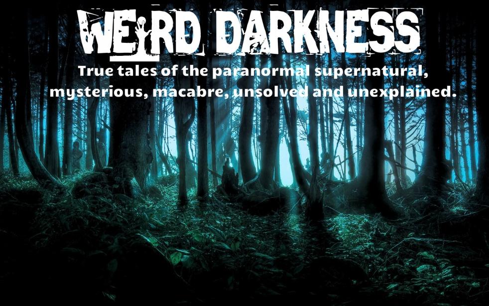 Weird Darkness - immagine di copertina dello show