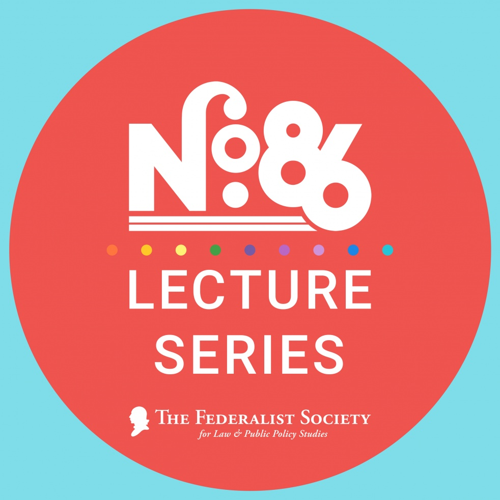 No. 86 Lecture Series - Cover Image