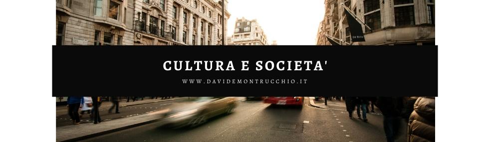 Cultura e Società - Cover Image
