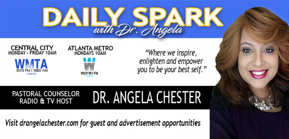Daily Spark with Dr. Angela - show cover