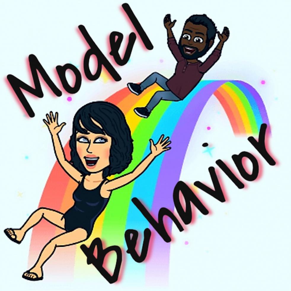 Model Behavior - imagen de show de portada