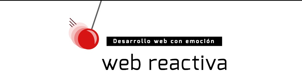 Web Reactiva - show cover