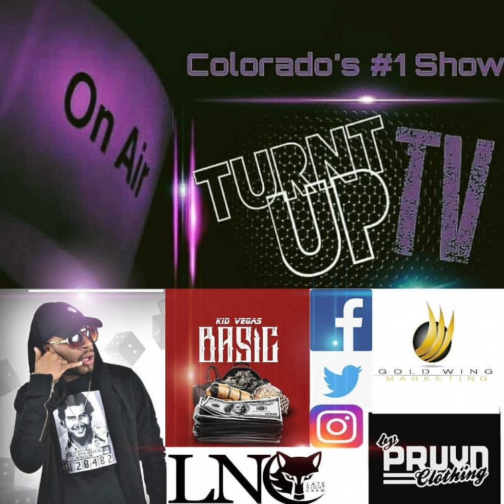 Turnt Up TV - Cover Image