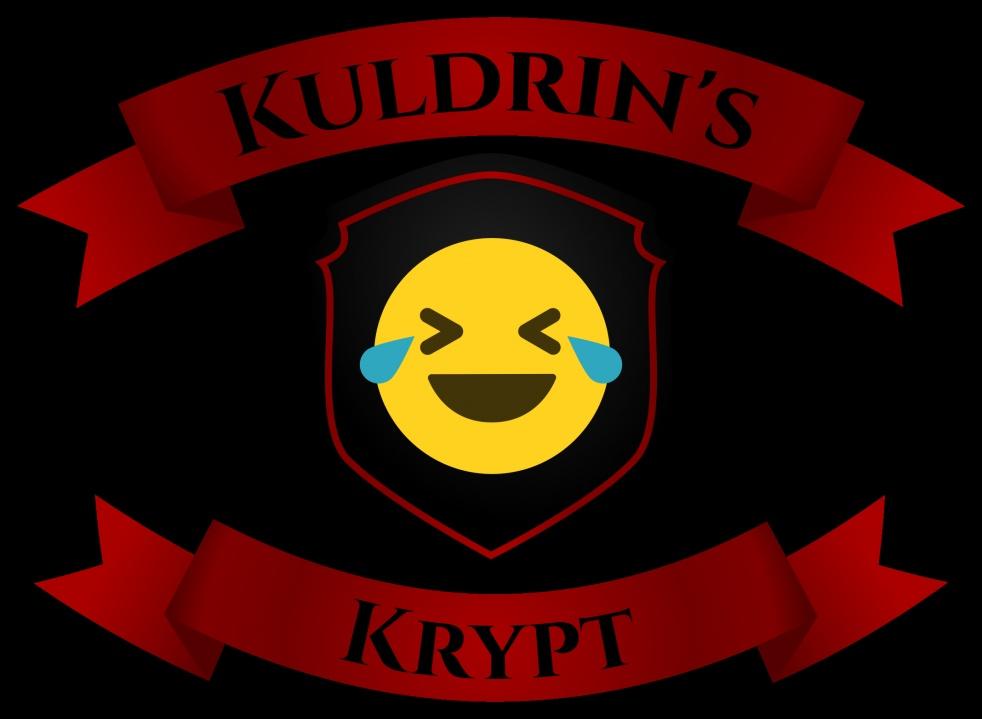 Kuldrin's Krypt: Time to Laugh - immagine di copertina