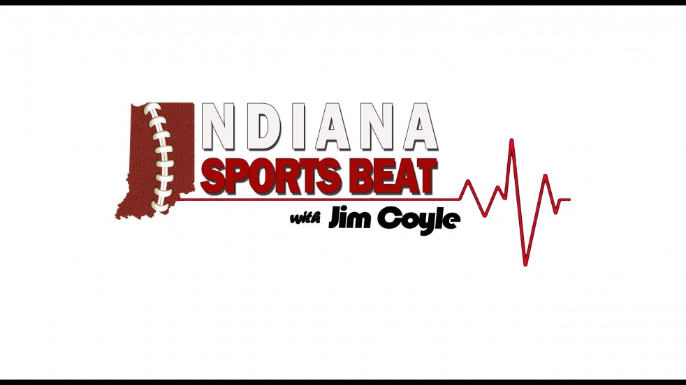Indiana Sports Beat with Jim Coyle - immagine di copertina dello show