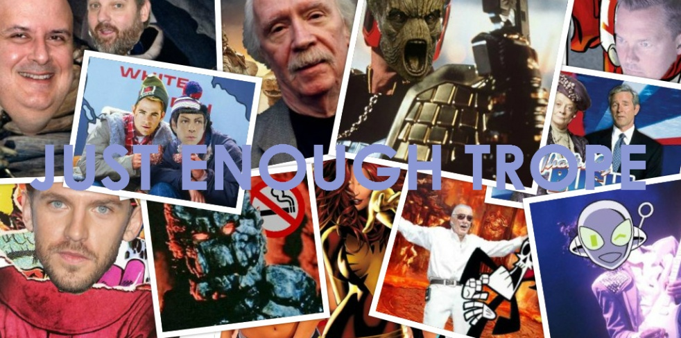 The Just Enough Trope Podcast - show cover