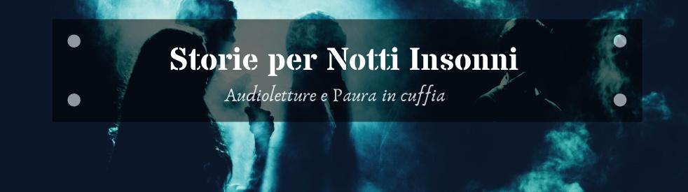 ☎ Storie per notti insonni ☎ AUDIORACCONTI ☎ - Cover Image